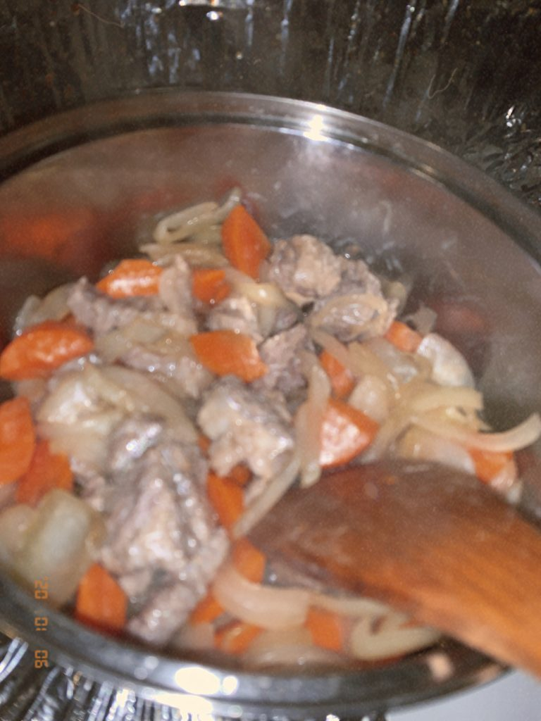 最近の自炊料理🍛