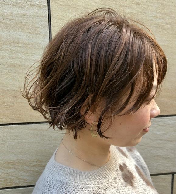 本来の自分を好きになる髪型。